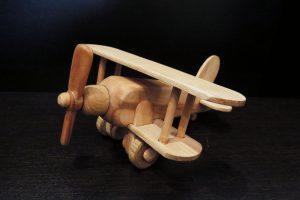 Деревянный аэроплан