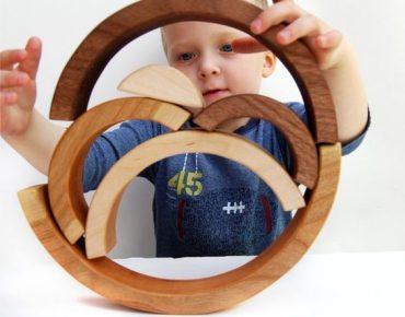 Деревянные игрушки российских производителей
