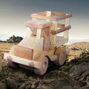 игрушка грузовик сельхозник