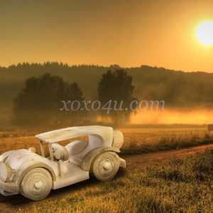 игрушка ретро автомобиль