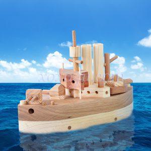 игрушка военный корабль