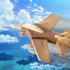 Игрушка самолет истребитель
