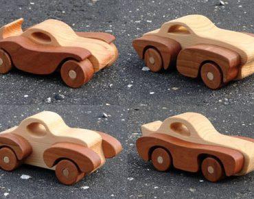 Деревянные игрушки – тепло природы для ребенка