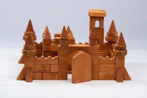 деревянный конструктор для детей