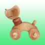 собачка каталка