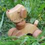 Игрушка каталка собачка