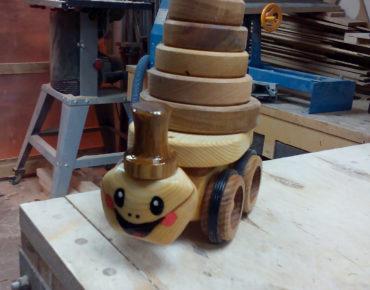 Производство детских игрушек
