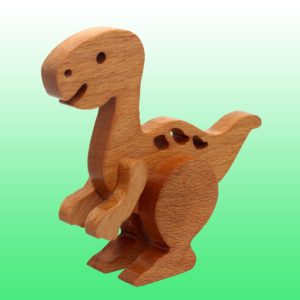детеныш динозавра велоцираптор