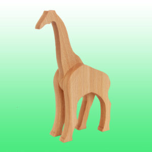 фигурка жирафа